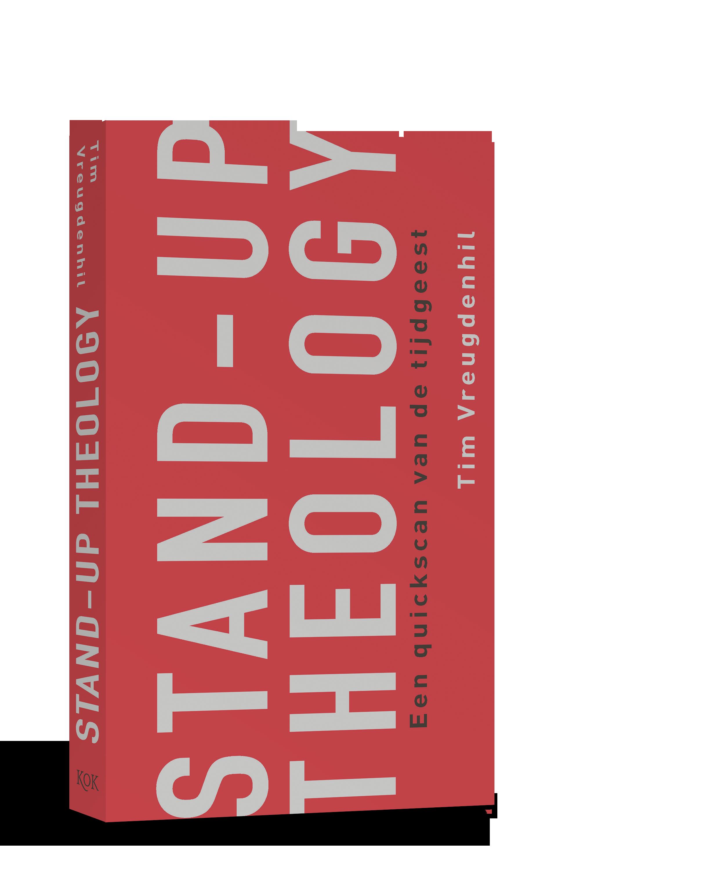 stand-up theology het boek